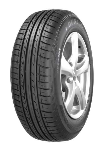 Summer Tyre DUNLOP DUNLOP FAST RESPONSE 205/55R17 91 V