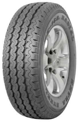 Summer Tyre MAXXIS MAXXIS UE168 175/80R13 97 N
