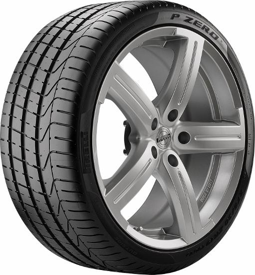 Summer Tyre PIRELLI PIRELLI PZERO 265/40R22 106 Y