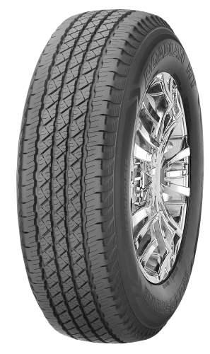 Summer Tyre ROADSTONE ROADSTONE RO-HT 245/70R16 107 S