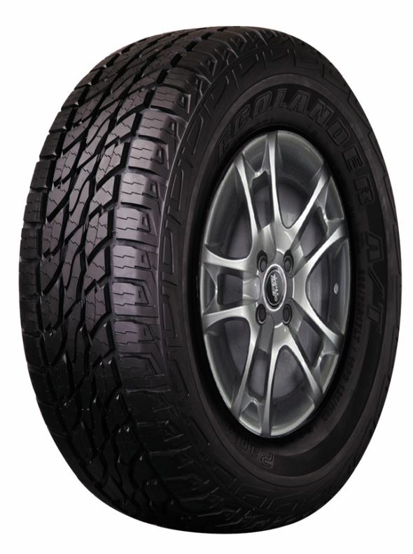 Summer Tyre THREE-A THREE-A ECO LANDER 225/75R15 108 S