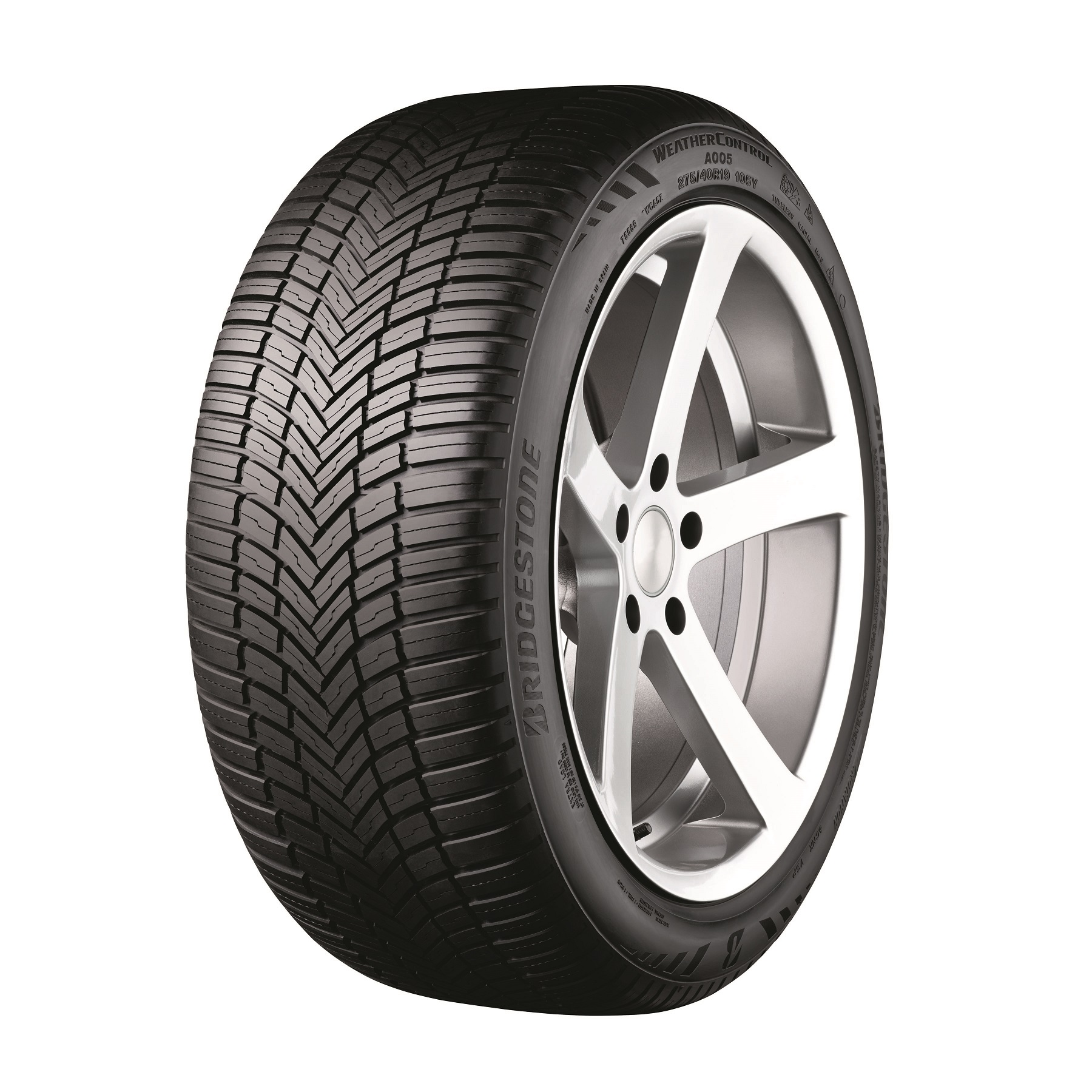 All Season Tyre Bridgestone Dueler A/T 001 XL 255/55R18 109 H