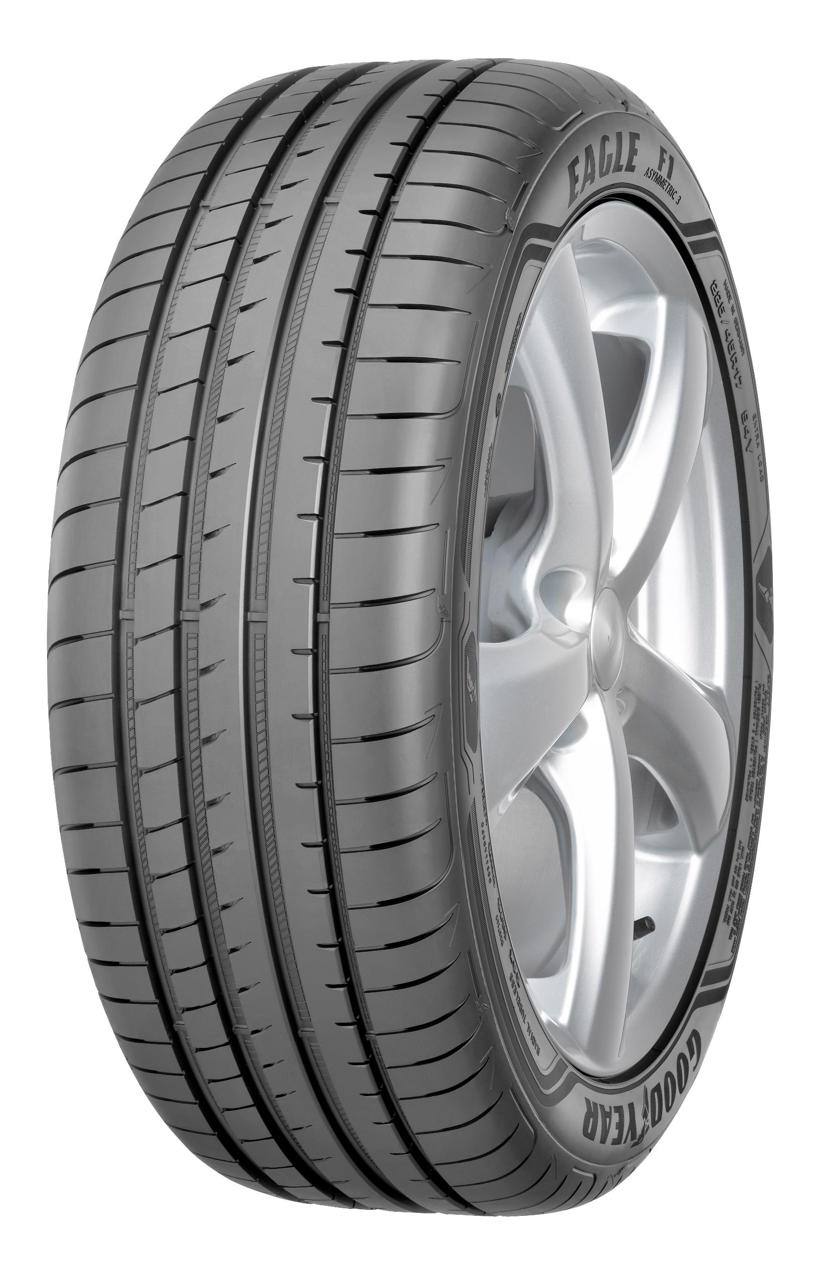 Summer Tyre Goodyear Eagle F1 Asymmetric 3 XL 265/35R22 102 W