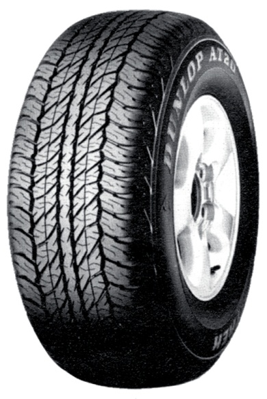 Summer Tyre DUNLOP AT20 245/70R17 110 S
