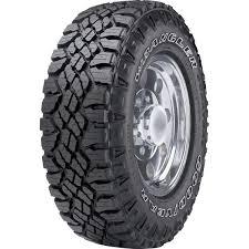 Summer Tyre GOODYEAR DURATRAC 255/55R20 110 Q